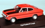 Opel Kadett B Coupe  Street red