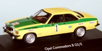 Commodore GS/E     RIOC Rallye 1973   Roehrl